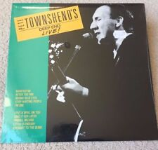 "Factory Sealed -""PETE TOWNSHEND'S DEEP END LIVE!"" 1986 Orig Release-LP -MINT"