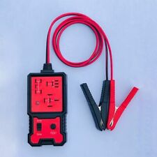 12V Cars Relay Tester Tool Auto Battery Checker Diagnostic Accurate Instrument