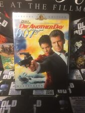 DIE ANOTHER DAY 007 JAMES BOND SPECIAL EDITION DVD, PIERCE BROSNAN