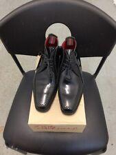 Jeffrey West Mens Ankle Boots Size 6