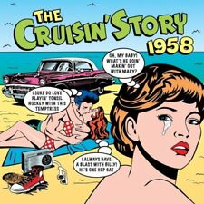 The Cruisin' Story 1958 - 50 Various (2CD 2017) NEW/SEALED