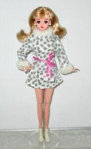 TAKARA Super Model Jenny Doll Super Action Body