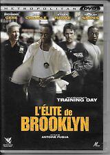 DVD ZONE 2--L'ELITE DE BROOKLYN--GERE/CHEADLE/HAWKE/SNIPES/FUQUA