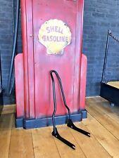 Street Bob 2018 Sissy Harley-Davidson ®, acciaio inox nero opaco