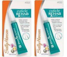2 Sally Hansen Treatment Cuticle Rehab (4153) 0.29 fl oz ea New