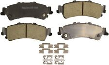Disc Brake Pad Set-ProSolution Ceramic Brake Pads Rear Monroe GX792A