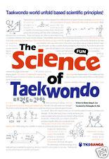 The Science of Taekwondo Tae Kwon Do Scientific Explanation English Tutorial TWD