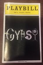 GYPSY PLAYBILL - BERNADETTE PETERS 2004 ` Sam S. Shubert Theatre