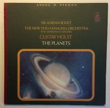 Sir Adrian Boult – Angel 36420: Holst  The Planets  E+/V+