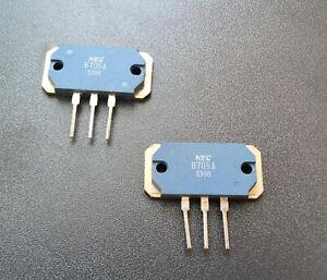 Original NEC Silicon PNP Power Transistor B705A Leistungstransistor