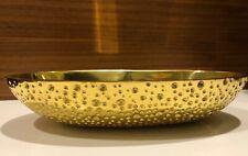 Jonathan Adler Brutalist Brass Bowl Dish Small Brutalist Brass Decor