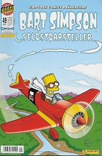 Simpsons Comics präsentiert Bart Simpson Nr.49 / 2010 Panini Comics