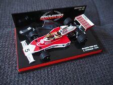 Minichamps 1:43 Emerson Fittipaldi World Champion 1974 McLaren Ford M23