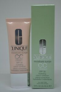 Clinique Moisture Surge CC Cream SPF 30 BNIB 1.4fl.oz./40ml ~choose your shade~