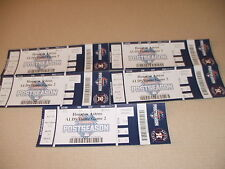 Astros Carlos CORREA 1st&2nd Playoffs HRS Ticket + andere 1sts 2015 AIDS Spiel 4