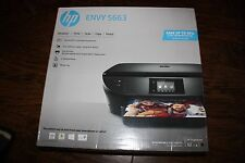 Brand New & Factory Sealed HP ENVY 5663 e-All-in-One Printer Copier and Scanner