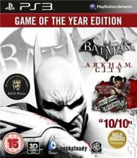 Batman: Arkham City: Game of the Year Edition (PS3) VideoGames