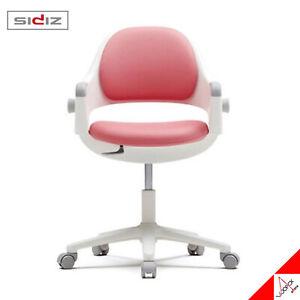 SIDIZ RINGO Junior Student Computer Adjustable Chair Backrest PU/Pink-Authentic