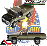 "GREENLIGHT 13560 1:18 1982 GMC K-2500 SIERRA ""FALL GUY"" STUNTMAN ASSOCIATION"