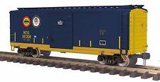 MTH 70-74096, 1 Gauge / G Scale,  40' Box Car - CSX (Safety Train)