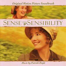 Sense and Sensibility (1995) Original Soundtrack CD by Patrick Doyle