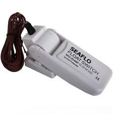 Great New Sale 1 PC Bilge Pump Plastic Float Switch  Pump Switch For Boat Marine