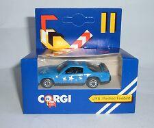 Corgi Toys Junior No. J46, Pontiac Firebird, - Superb