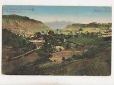 Las Palmas Tatira Monte Spain Vintage Postcard 679b