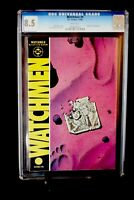 Watchmen #4 (1986) - CGC Grade 8.5 - Copper Age Alan Moore, Dave Gibbons