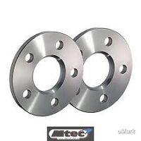 Mercedes Hubcentric 10mm Front Wheel Spacers  C E CLASS 5x112 66.6