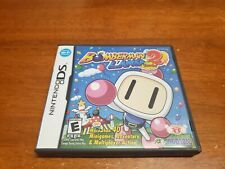 Bomberman Land Touch 2 (Nintendo DS) Original Case and Manual Only