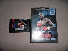 Boxing SEGA PAL Video Games