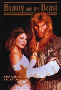 Beauty and the Beast Movie POSTER 27 x 40 Linda Hamilton, Ron Perlman, A