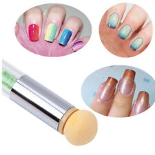 Nail Art Pen UV Gel Painting Gradient Double-ended Acrylic Sponge Brush Manicure