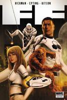 Fantastic Four Hardcover Jonathan Hickman