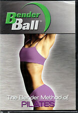 The BENDER BALL Method of PILATES on a DVD Ab ABS Fitness WORKOUT Exercise VIDEO
