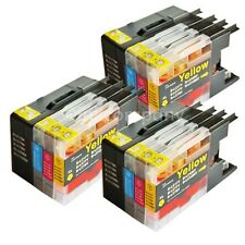 12 LC1280 XL für MFC-J5910DW MFC-J6510DW MFC-J6710DW MFC-J6910DW NEU
