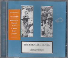 The paradise Motel : Reworkings Promo CD Lee Ranaldo Sonic Youth Mogwai Hefner