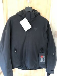 Dainese HP2 M4 2in1 shell + insulation black winter ski jacket brand new size XL