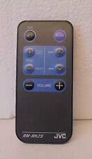 Jvc Rm-Rk25 Rmrk25 Car Radio Stereo Remote Control Ir Kd Ks Etc