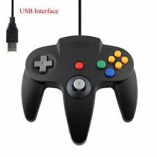 USB Wired Joypad Gamepad Controller For Nintend N64 Gamepad Joystick PC Gamepad