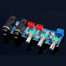 AC/DC 12V PT2399 Karaoke Reverberation Microphone Board Low Noise Pre AMP Board