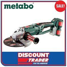"Metabo 36V 2x18V Cordless Angle Grinder 230mm 9"" WPB 36-18 LTX BL 230 613102840"