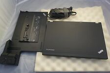 Lenovo ThinkPad X230 i7-3520M 3.6GHz 4GB 180GB SSD Bluetooth w/Dock Win8.1