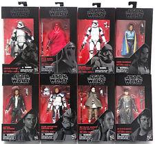 "Hasbro Star Wars Black Series EP8 Last Jedi 6"" Figure Case Of 8 NEW In Stock"