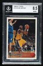 1996-97 Topps Kobe Bryant #138 BGS 8.5 Rookie