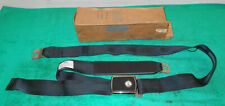 1973 1974 Ford Econoline Van NOS BLACK FRONT SEAT SHOULDER BELT ASSEMBLY