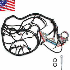 For 1997 2006 Cable Ls1 Engine With 4l60e Dbc Standalone Wiring Harness 12 14 Volt