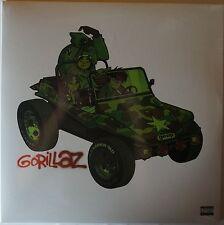 Gorillaz-S/T 2lp Nuovo/Scatola Originale/SEALED vinile gatefold Blur Damon Albarn