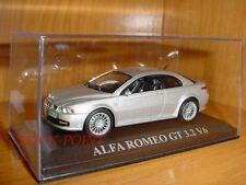ALFA ROMEO GT3.2 V6 SILVER 1:43 MINT!!!